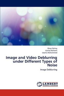Image and Video Deblurring Under Different Types of Noise (Paperback)
