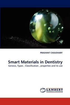 Smart Materials in Dentistry (Paperback)