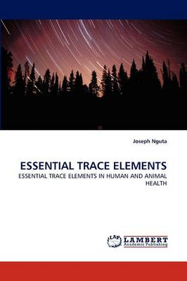 Essential Trace Elements (Paperback)