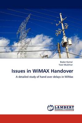 Issues in Wimax Handover (Paperback)