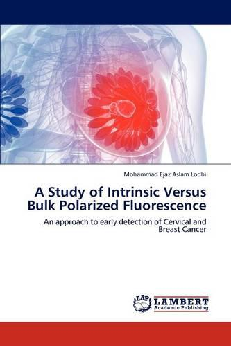 A Study of Intrinsic Versus Bulk Polarized Fluorescence (Paperback)