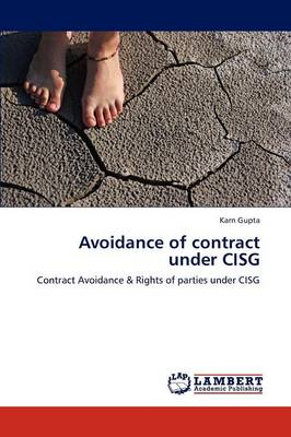 Avoidance of Contract Under Cisg (Paperback)