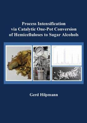 Process Intensification via Catalytic One-Pot Conversion of Hemicelluloses to Sugar Alcohols - Berichte aus der Verfahrenstechnik (Paperback)