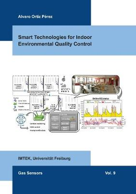 Smart Technologies for Indoor Environmental Quality Control - Gas Sensors 9 (Paperback)