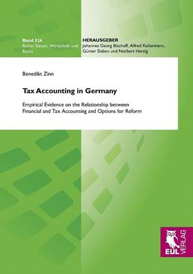 Tax Accounting in Germany (Paperback)