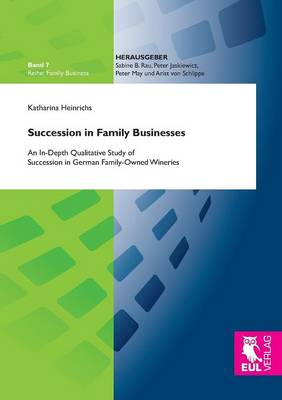 Succession in Family Businesses (Paperback)