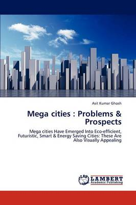 Mega Cities: Problems & Prospects (Paperback)