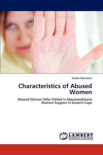 Characteristics of Abused Women (Paperback)