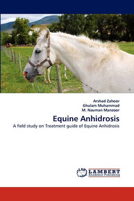 Equine Anhidrosis (Paperback)