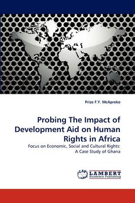 Probing the Impact of Development Aid on Human Rights in Africa (Paperback)