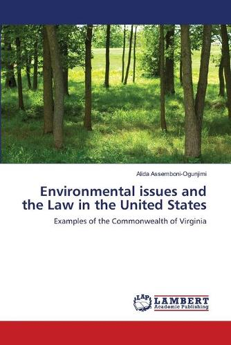 Environmental Issues and the Law in the United States (Paperback)