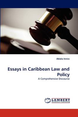 Essays in Caribbean Law and Policy (Paperback)