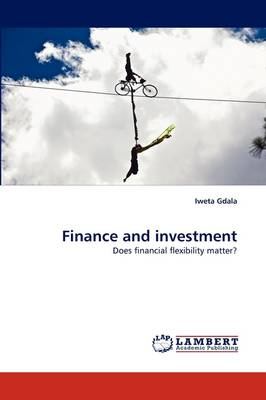 Finance and Investment (Paperback)