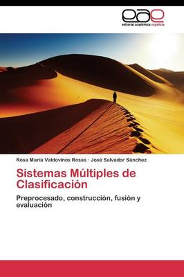 Sistemas Multiples de Clasificacion (Paperback)