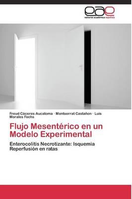 Flujo Mesenterico En Un Modelo Experimental (Paperback)