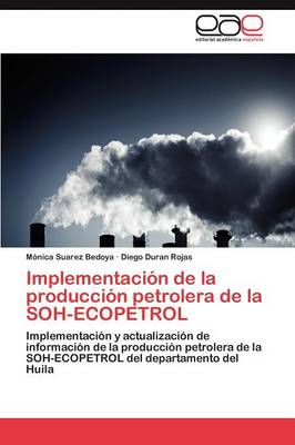 Implementacion de La Produccion Petrolera de La Soh-Ecopetrol (Paperback)