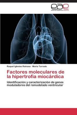 Factores Moleculares de la Hipertrofia Miocardica (Paperback)