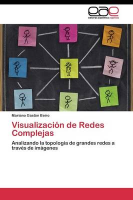 Visualizacion de Redes Complejas (Paperback)