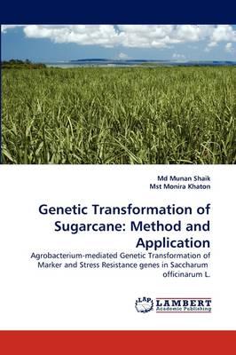 Genetic Transformation of Sugarcane: Method and Application (Paperback)