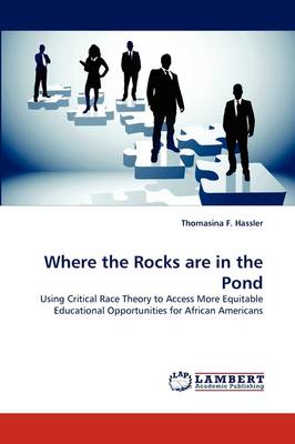Where the Rocks Are in the Pond (Paperback)