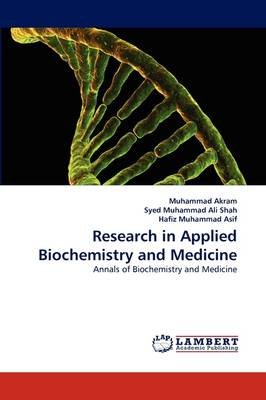 Research in Applied Biochemistry and Medicine (Paperback)