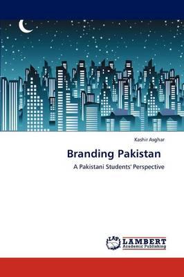 Branding Pakistan (Paperback)