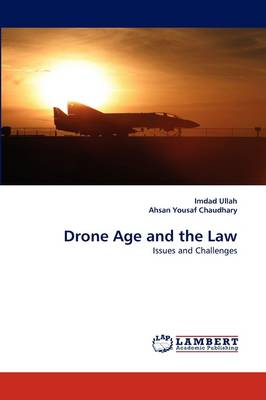 Drone Age and the Law (Paperback)