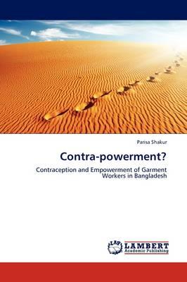Contra-Powerment? (Paperback)