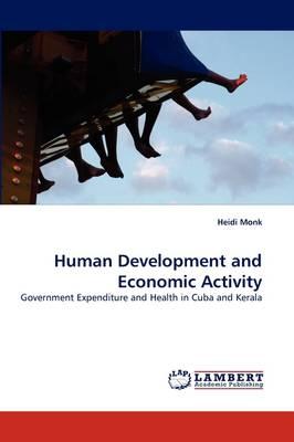 Human Development and Economic Activity (Paperback)