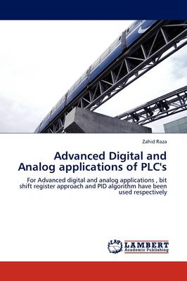 Advanced Digital and Analog Applications of Plc's (Paperback)