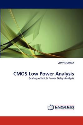 CMOS Low Power Analysis (Paperback)