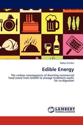 Edible Energy (Paperback)