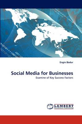 Social Media for Businesses (Paperback)