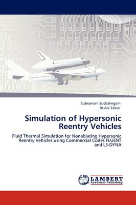 Simulation of Hypersonic Reentry Vehicles (Paperback)