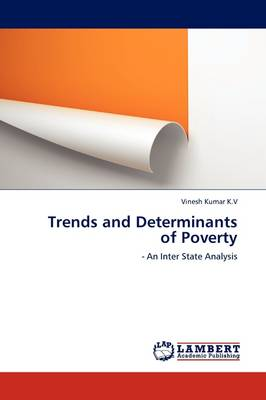 Trends and Determinants of Poverty (Paperback)