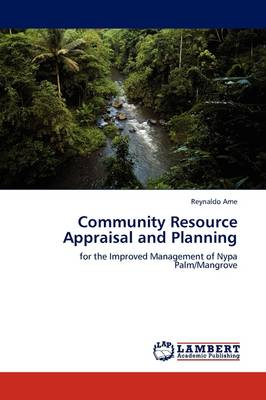 Community Resource Appraisal and Planning (Paperback)