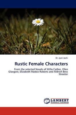Rustic Female Characters (Paperback)