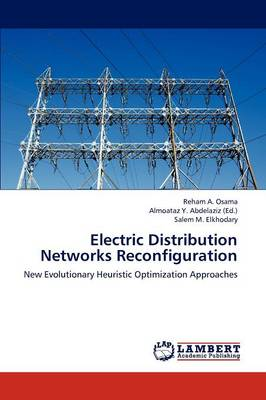 Electric Distribution Networks Reconfiguration (Paperback)