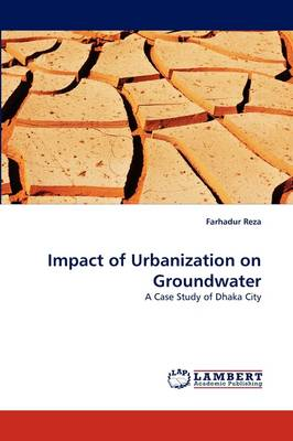 Impact of Urbanization on Groundwater (Paperback)