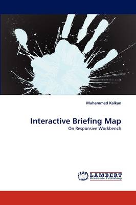 Interactive Briefing Map (Paperback)