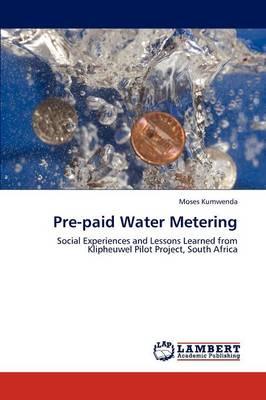 Pre-Paid Water Metering (Paperback)