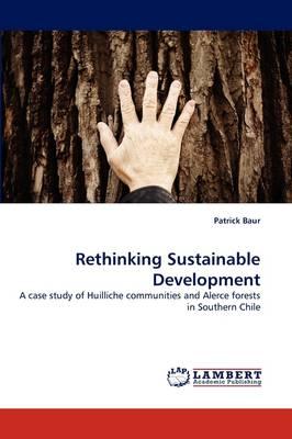 Rethinking Sustainable Development (Paperback)