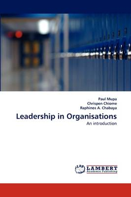 Leadership in Organisations (Paperback)