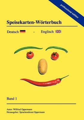 Speisekarten-Worterbuch - Professional Edition (Paperback)