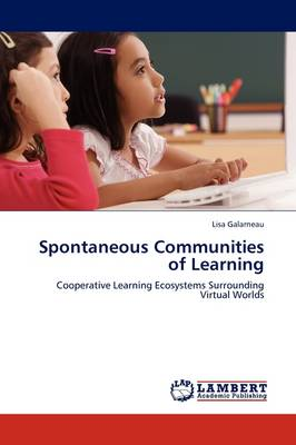 Spontaneous Communities of Learning (Paperback)