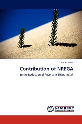 Contribution of Nrega (Paperback)