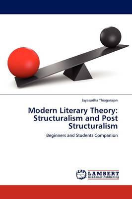 Modern Literary Theory: Structuralism and Post Structuralism (Paperback)