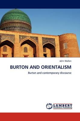 Burton and Orientalism (Paperback)