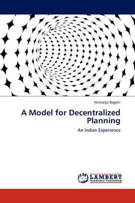 A Model for Decentralized Planning (Paperback)