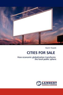 Cities for Sale (Paperback)